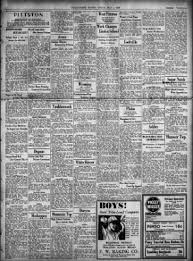 wilkes barre record from wilkes barre pennsylvania on may 1 1936