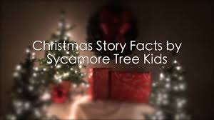 christmas facts sycamore tree children on vimeo
