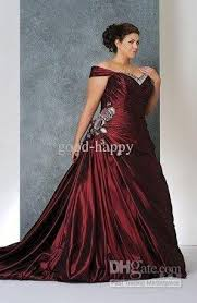 discount sell red plus size wedding dresses a line off