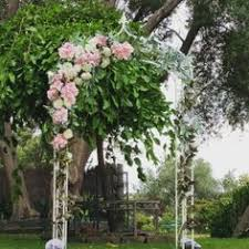 Wedding Arches Melbourne Hanging Ribbon Wedding Backdrop The Wedding Arch By Ceremonies I