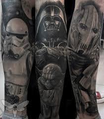 greatest star wars tattoos in the galaxy