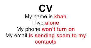 Funny Email Addresses On Resumes This Guy Just Wrote His Resume Using Google Autocomplete And It U0027s