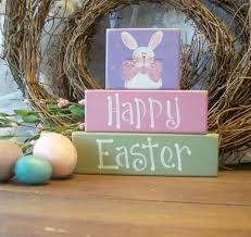 happy easter decorations wooden easter decorations these wooden decorations will beautify