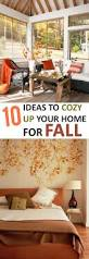 10 cozy home ideas for fall sunlit spaces 10 ideas to cozy up your home for fall