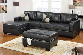 Leather Sectional With Chaise And Ottoman Leather Sectional Sofa With Chaise And Ottoman Furniture L Shaped