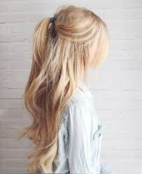 Temporary Hair Extensions For Wedding Pretty Side Swept Braid Hairstyle Prom Hairstyles For Long Hair