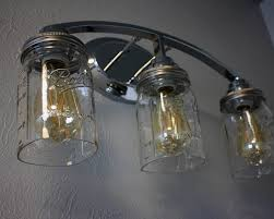 Ball Light Fixture by Stainless Steel Lighting Lid For Mason Jars