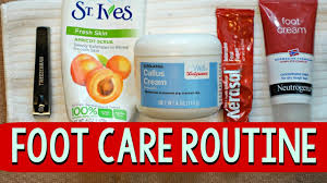Dermatologist Tested Skin Care Foot Care Routine Budget Friendly Way To Get Rid Of Cracked Heels
