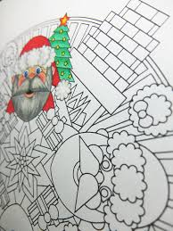 christmas eve christmas mandala candyhippie coloring pages