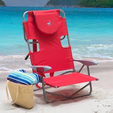 Lightweight Backpack Beach Chair Ostrich On Your Back Backpack Beach Chair Hayneedle