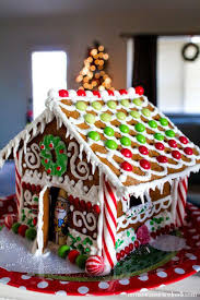 Gingerbread House Decoration Ideas For Decorating Gingerbread Houses