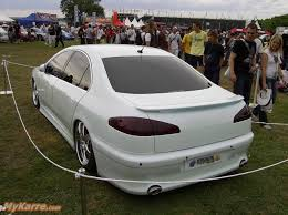 peugeot 607 coupe view of peugeot 607 photos video features and tuning of