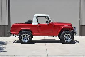 jeep commando custom 1969 jeep commando custom pickup 177400 jeeps pinterest