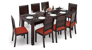 8 Seater Dining Tables And Chairs 8 Seater Dining Table Set Visionexchange Co