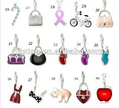fashion jewelry charms for bracelets and necklaces view charm