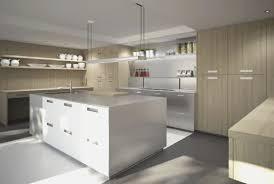 cuisine équipée blanc laqué cuisine blanc laqué et bois unique cuisine quip e blanc laqu avec