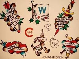 17 best chicago cubs tattoos images on pinterest chicago cubs