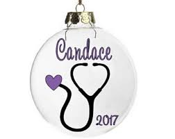 nurse ornament etsy