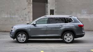 black volkswagen atlas 2018 volkswagen atlas test drive review