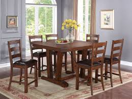 Distressed Dining Room Chairs Breathtaking Mason Distressed Dining Room Table Set The Mason