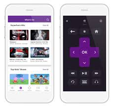 roku app android roku mobile app v4 0 for ios and android streamlines navigation