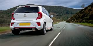 kia picanto review carwow