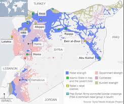 Syria War Map by The Betrayal Of Sykes Picot Mapping The Expansion Of Violence In