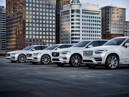 Volvo Says From 2019 All New Models It Introduces Will Be Electric