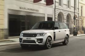 convertible land rover cost 2017 land rover range rover reviews and rating motor trend