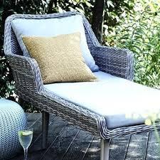 blue wicker furniture rattan garden furniture light blue cushions