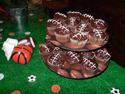 football baby shower 8 football baby shower cupcakes photo baby shower cupcake cakes