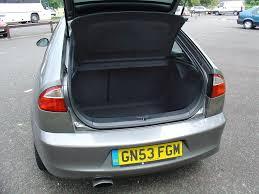 seat leon cupra r review 2002 2005 parkers