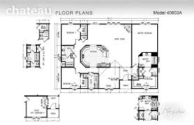 floor plans for triple wide manufactured homes