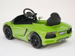 lamborghini toddler car magic cars ride on rc lamborghini aventador car w mat