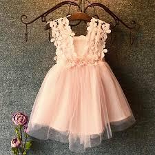 robe bebe mariage robe fille dentelle flowers boho boheme chic d0892