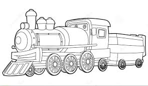 printable thomas train coloring pages print color craft