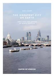the london mayor u0027s 2020 vision