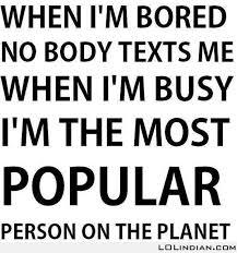 When I M Bored Meme - i am bored com social media la