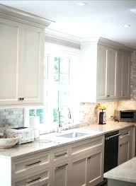 backsplash ideas for white kitchen cabinets white kitchen backsplash ideas dynamicpeople club