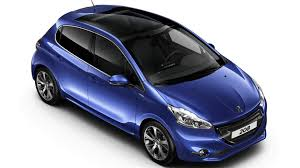 car picker peugeot 208 interior peugeot 208 intuitive announced uk