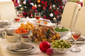 the average british person eats 6 000 calories on christmas day