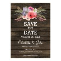 rustic save the date magnets wedding save the date magnets custom save date magnets mgdezigns