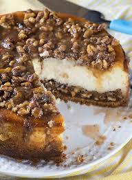 pecan pie cheesecake omg chocolate desserts