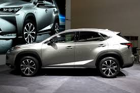 lexus atomic silver nx chief engineer sheds more details on the lexus nx at 2014 beijing