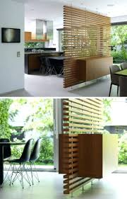 modern room divider ideas image of best partitions tri fold