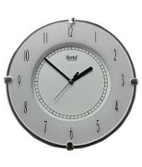 ajanta white wall clock buy ajanta white wall clock at best price