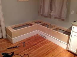Woodworking Plans Kitchen Nook by Ana White Diy Breakfast Nook With Storage Diy Projects