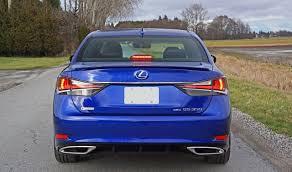 lexus canada number 2016 lexus gs 350 awd f sport road test review carcostcanada