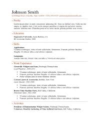 resume templates to free resume templates word gfyork with resume templates to