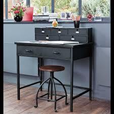 Secretary Style Computer Desk by
